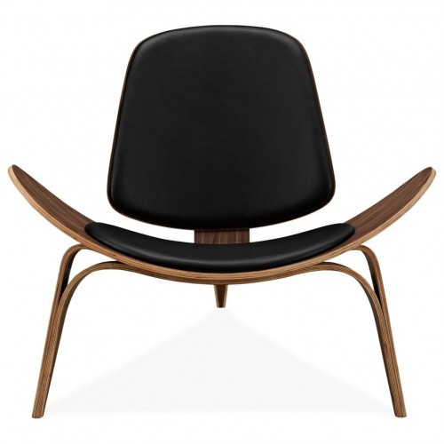 Hans Wegner Shell Chair CHO7 - Walnut